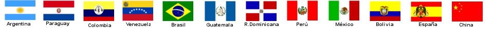 Representaciones en Iberoamérica